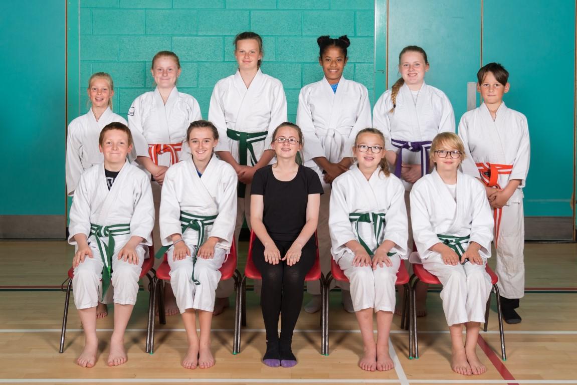 Jujitsu Squad