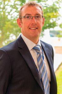 Mr R Higginson Senior Assistant Headteacher