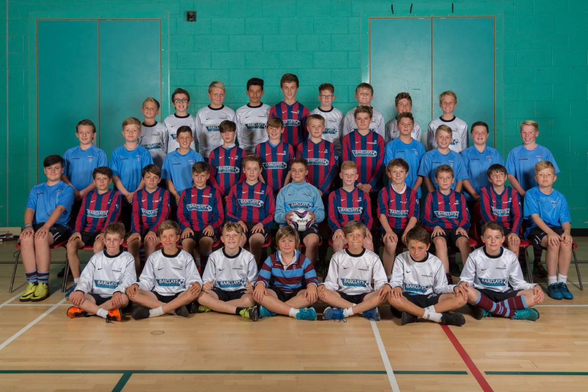 Under 12 Football