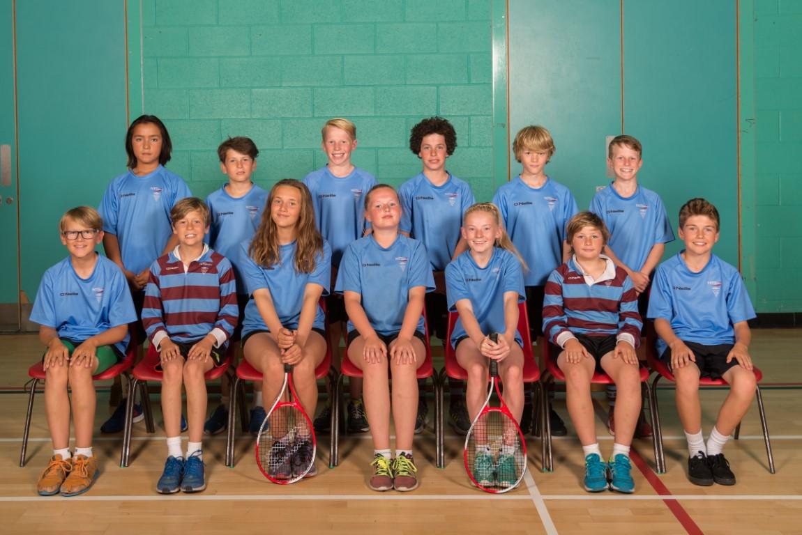 Under 12 Tennis