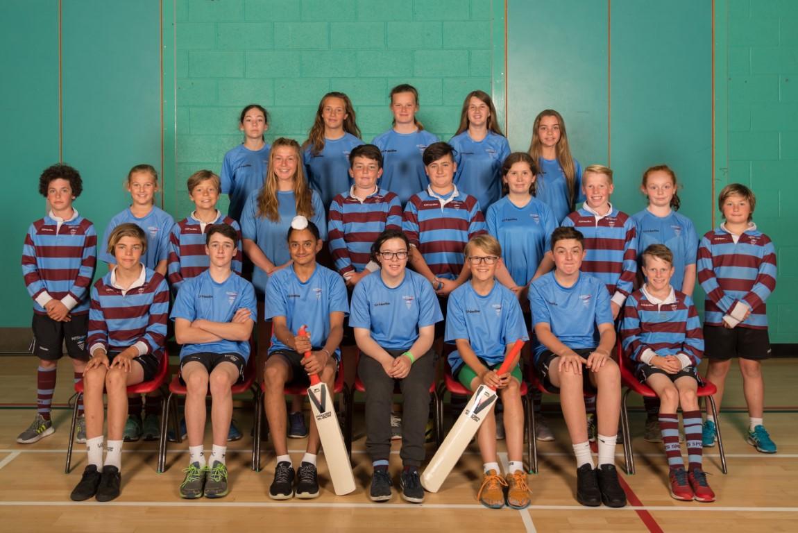 Under 13 Cricket
