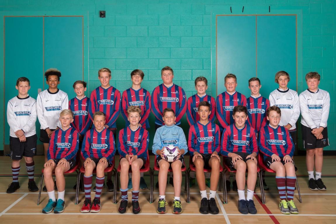 Under 13 Football