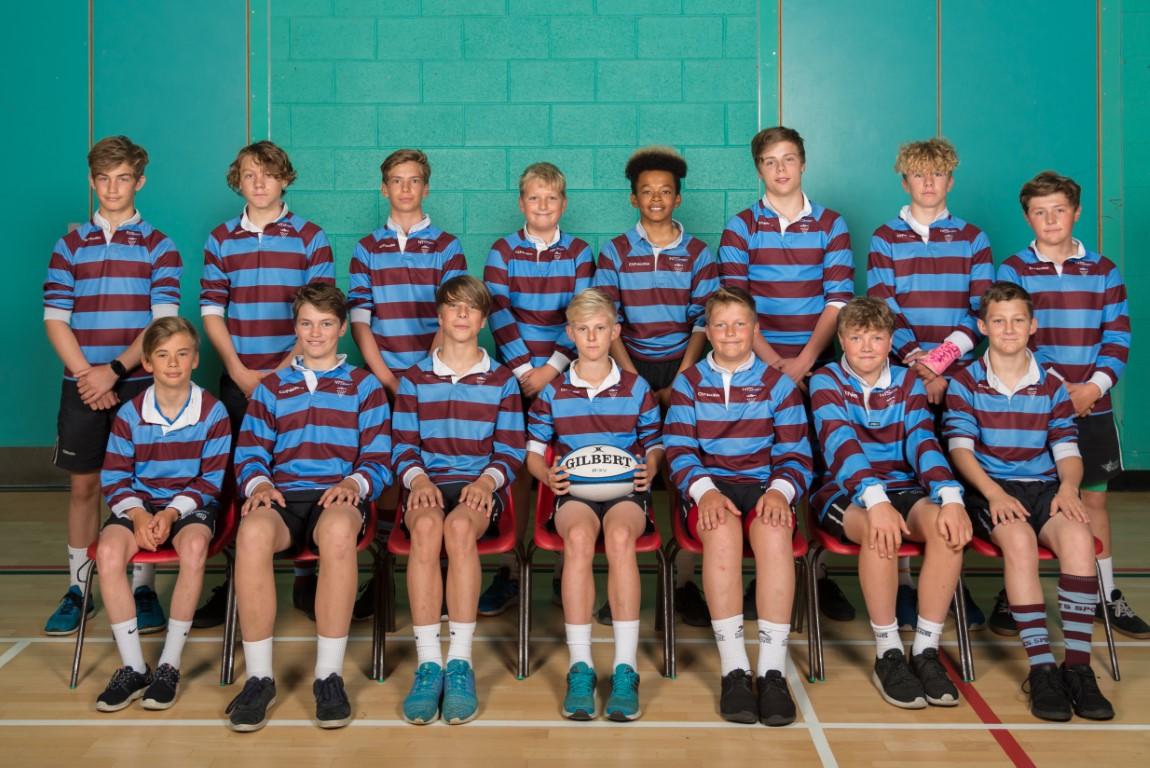 Under 13 Rugby