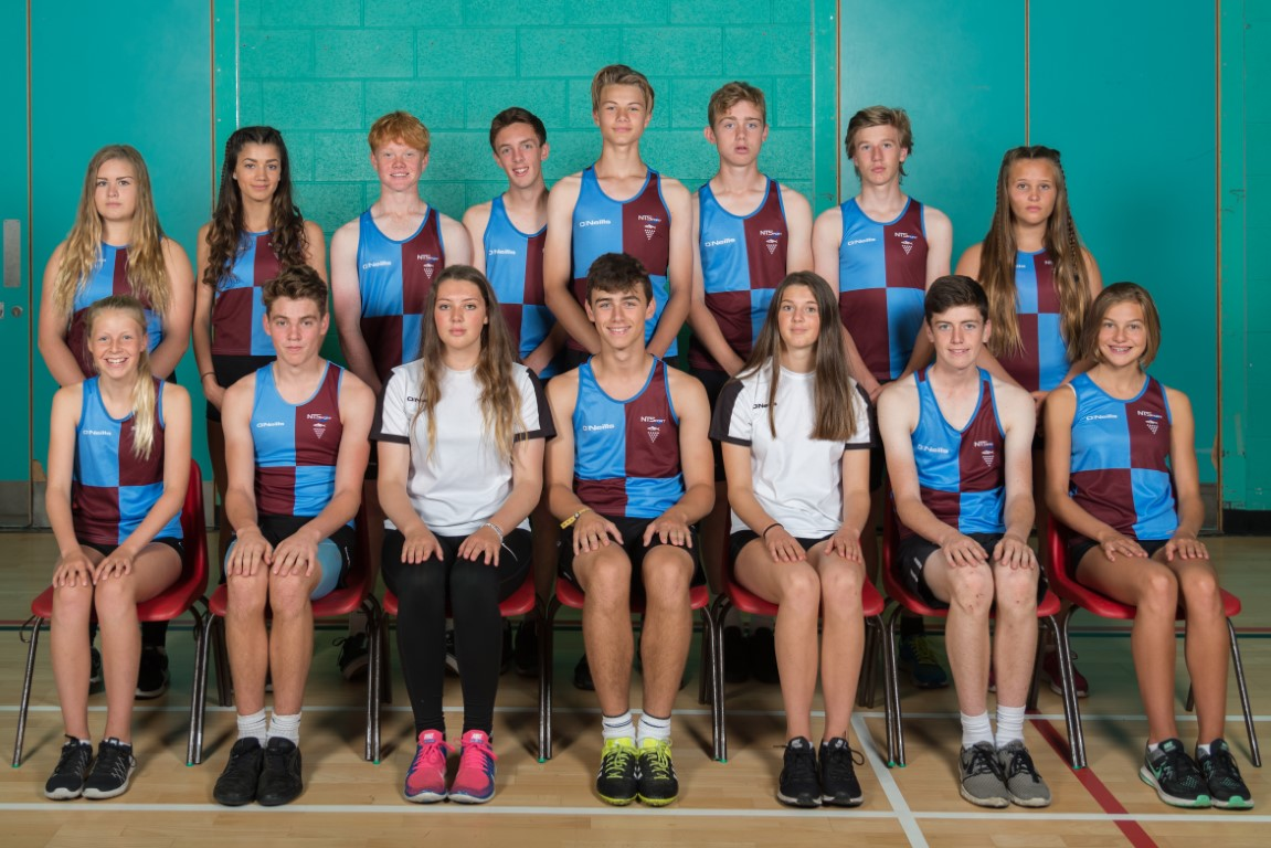 Under 14 Athletics