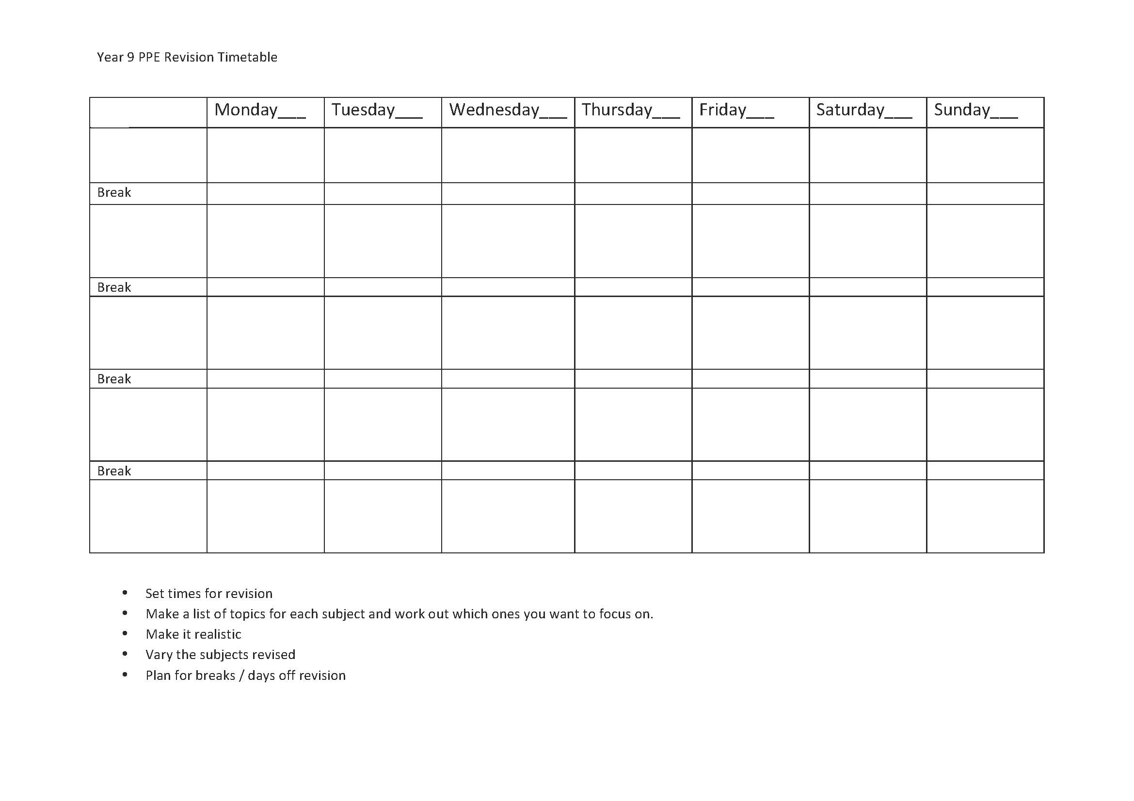 Year-9-PPE-Revision-Timetable (1)