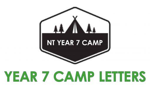 Y7 Camp