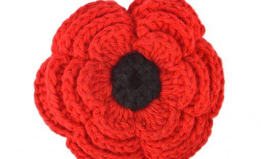 poppy crochet