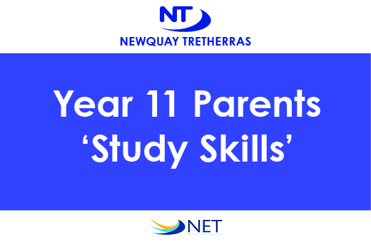 Year 11 Parents Study Skills