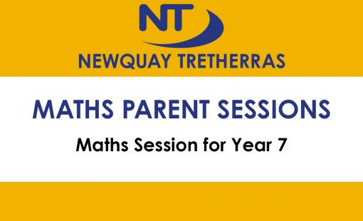 Maths session for Year7