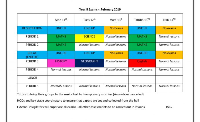 PPE timetable Feb 2019 (1)