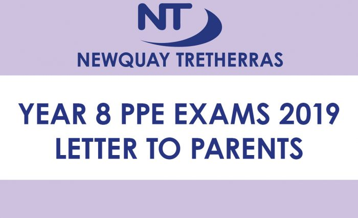 Y8 PPE 2019