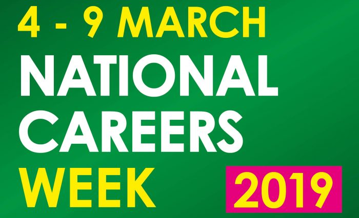 Careers Week feature post 2019
