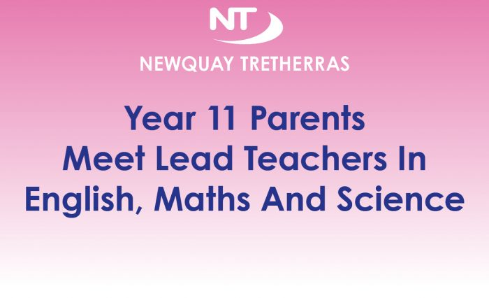 meet lead teachers in English, Maths and Science