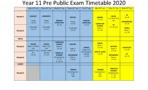Year 11 PPE 2020 final version