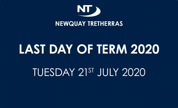 LAST DAY OF TERM 2020