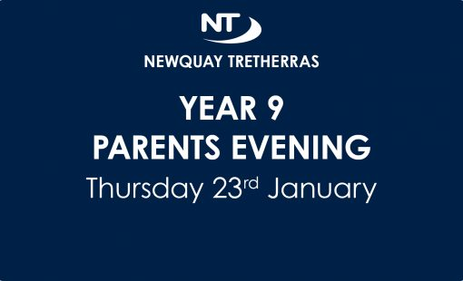 Year 9 Parents Evening Date