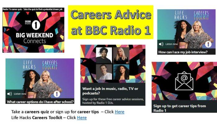 Radio 1 Careers